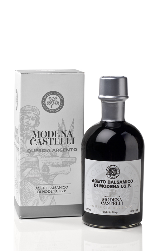 QUERCIA ARGENTO - Balsamic Vinegar of Modena 5 years old