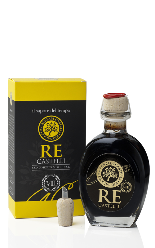 RE - Balsamic Condiment 12 years old